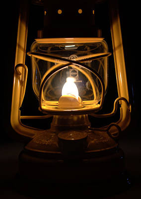 Digital Art - Lamplight Symbol by Aliceann Carlton