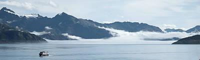 Photograph - Lamplugh Glacier 2 by Richard J Cassato