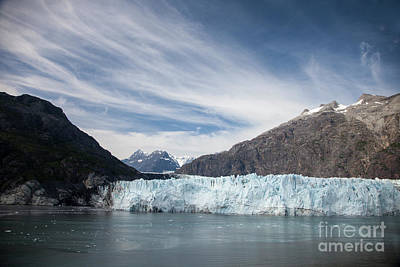 Photograph - Lamplugh Glacier by Timothy Johnson
