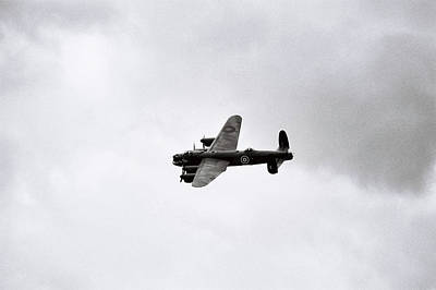 Photograph - Lancaster Bomber by Paul Cowan