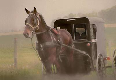 Photograph - Lancaster County by Dyle Warren