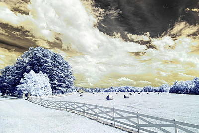 Photograph - Lancaster Farm In Ir by Charles Hite