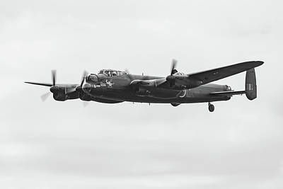 Photograph - Lancaster Pa474 As Ar-l  by Gary Eason