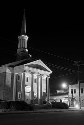 Photograph - Lancaster South Carolina Church by Joseph C Hinson Photography