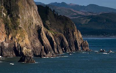Photograph - Land And Sea by Robert Potts