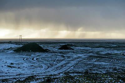 Photograph - land of Lava by Dubi Roman