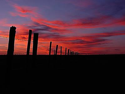 Photograph - Land Of Living Skies by Blair Wainman
