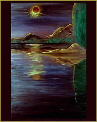 Painting - Land Of Magic by Elisabeth Dubois