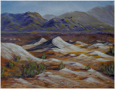 Southwestern Painting - Land Of The Lost by Kenneth McGarity