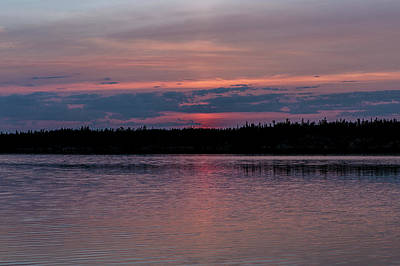 Photograph - Land Of The Midnight Sun by Valerie Pond