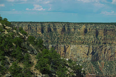 Photograph - Land Of The Rock Grand Canyon by Roberta Byram