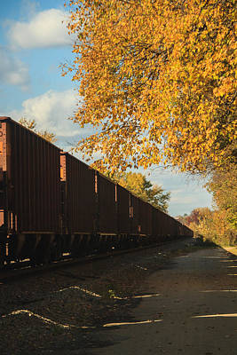 Photograph - Land Of Trains by Joni Eskridge