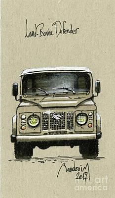 Land Rover Defender Original
