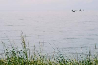 Photograph - Land To Sea by Deborah  Crew-Johnson