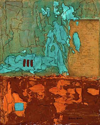 Painting - Landlocked by Diana Wade