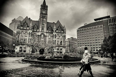 Photograph - Landmark Center And Rice Park by Susan Stone