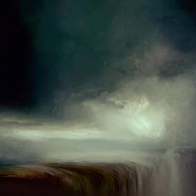 Impressionism Mixed Media - Landmark by Lonnie Christopher