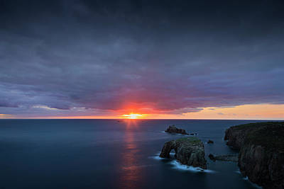 Photograph - Land's End by Dominique Dubied