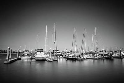 Photograph - Lands End Marina  by Robin Blaylock
