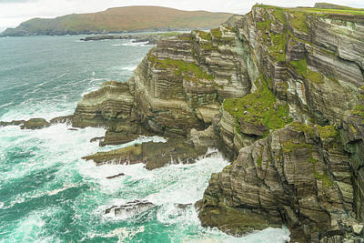 Portmagee Wall Art - Photograph - Lands End by Tayne Hunsaker