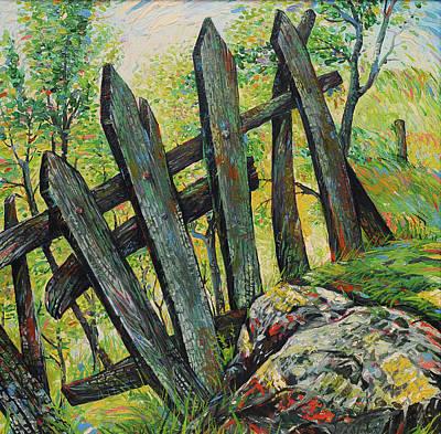 Mirko Painting - Landscape 0440 by Mirko Kovacevic
