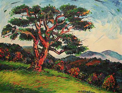 Mirko Painting - Landscape 0474 by Mirko Kovacevic