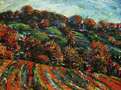 Mirko Painting - Landscape 0482 by Mirko Kovacevic