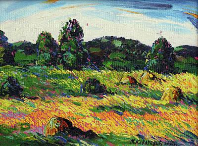 Mirko Painting - Landscape 0492 by Mirko Kovacevic