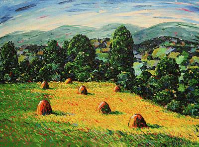 Mirko Painting - Landscape 0508 by Mirko Kovacevic