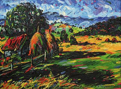 Mirko Painting - Landscape 0510 by Mirko Kovacevic