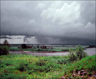 Photograph - Landscape 10 by Vladimir Kholostykh