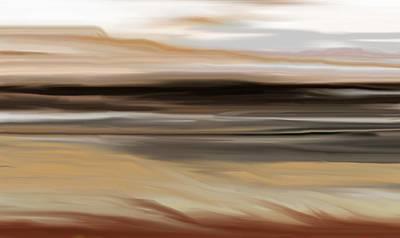 Digital Art - Landscape 103010 by David Lane