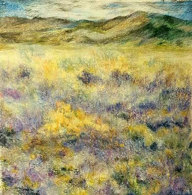 Painting - Landscape 2 by Brenda Berdnik