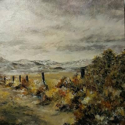 Painting - Landscape 3 by Brenda Berdnik