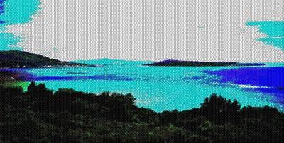 Landscape 32 Version 1 Art Print