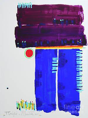 Painting - Landscape 34  by Art Mantia