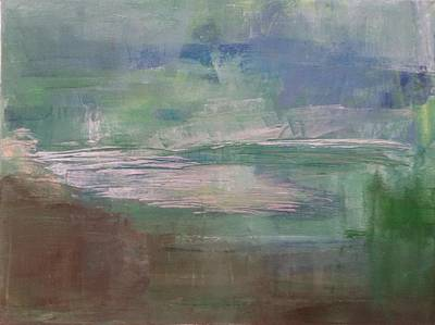 Painting - Landscape Abstract by Stella Arden