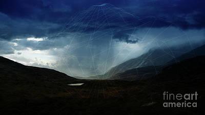 Photograph - Landscape Architecture  by Johan Lilja