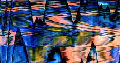 Photograph - Landscape by Cherie Duran