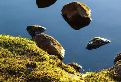 Landscape - Flying Rocks Ambiguity Original