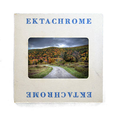 Photograph - Landscape In Ektachrome by Geoffrey Coelho