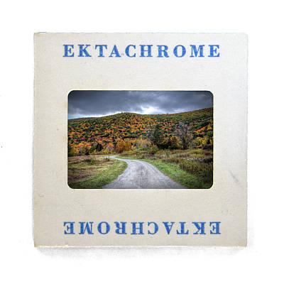 Photograph - Landscape In Ektachrome by Geoffrey Coelho