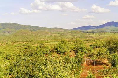 Sean - Landscape in Tanzania by Marek Poplawski