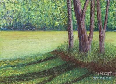 Painting - Landscape by Kathy Staicer