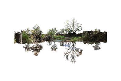 Photograph - Landscape Minimalism by Michael Colgate