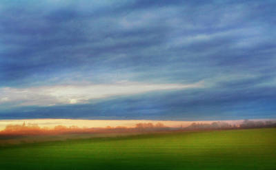 Photograph - Landscape Motion by Janie Johnson