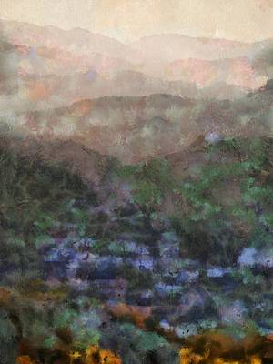 Landscapes Royalty-Free and Rights-Managed Images - Landscape by Esoterica Art Agency