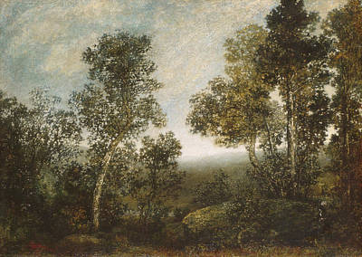 Painting - Landscape by Ralph Albert Blakelock