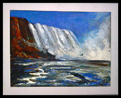 Painting - Landscape Us 2 by Anand Swaroop Manchiraju