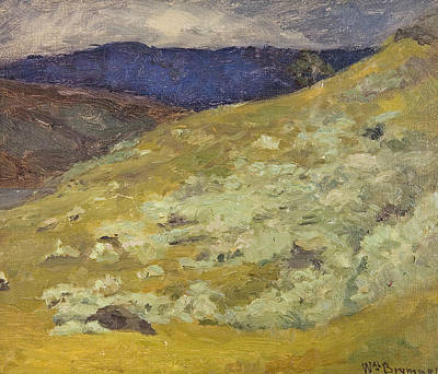 Painting - Landscape by William Brymner